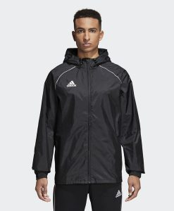 2c53d07997f Adidas Core 18 Rain Jacket - Pro Team Sports